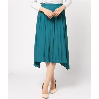 スカート デシンギャザースカート