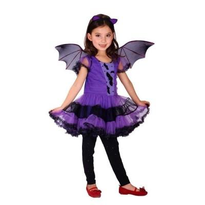 ハロウィン グッズ halloween ハロウィン コウモリ 仮装衣装 コスプレ 子供用セット