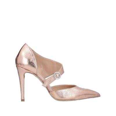 ELIANA BUCCI パンプス ファッション  レディースファッション  レディースシューズ  パンプス カッパー