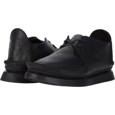 クラークス Clarks メンズ 革靴・ビジネスシューズ シューズ・靴 Seven Black Leather