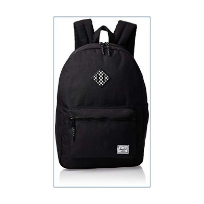 Herschel レディース, Black/Checkerboard Rubber, One Size 並行輸入品