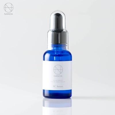 (ナノア)NANOA 皮膚科医が大注目のヒト幹細胞美容液 EGF ほうれい線 エイジングケア セラミ