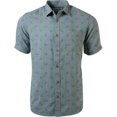 マウンテンカーキス Mountain Khakis メンズ 半袖シャツ トップス Camper SS Shirt Plaid