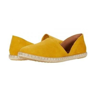 Miz Mooz ミズムーズ レディース 女性用 シューズ 靴 フラット Celestine - Mustard 1