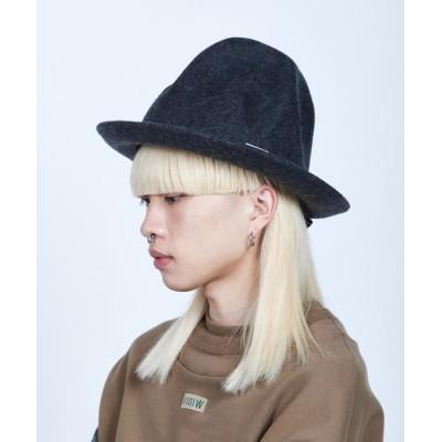 VIZ STORE / SPECIAL MELTON MOUNTAIN HAT MEN 帽子 > ハット