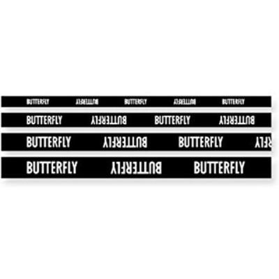 バタフライ(Butterfly) エッジプロテクター(起毛タイプ) 75840 278 ブラック 8mm