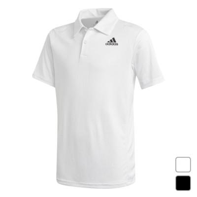 アディダス ジュニア キッズ・子供 テニス 半袖ポロシャツ BCLUBポロシャツ JLO61 adidas 327_28ポイント対象