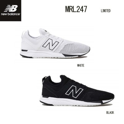 New Balance ニューバランス MRL247NK MRL247WK ワイズD スリッポン スニーカー リミテッドエディション