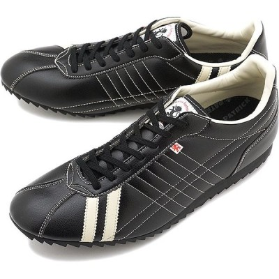 返品送料無料 パトリック PATRICK スニーカー 靴 シュリー BLK 26751
