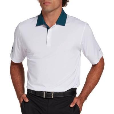 ウォルターヘーゲン メンズ シャツ トップス Walter Hagen Men's Perfect 11 Solid Golf Polo