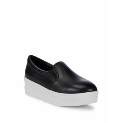 ジェイスライズ レディース シューズ スニーカー Leather Platform Sneakers