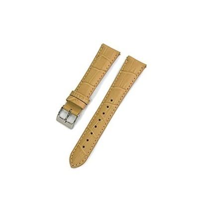 【新品・送料無料】CASSIS[カシス] カーフ 型押し 時計ベルト 裏面防水素材 AVALLON アバロン 19mm クレタ 交換用工具付き X10222380290