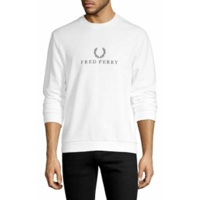 フレッドペリー メンズ トップス Tシャツ ポロシャツ Cotton Tennis Sweater