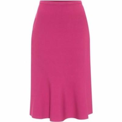 ダイアン フォン ファステンバーグ Diane von Furstenberg レディース ひざ丈スカート スカート Marion stretch-knit midi skirt Empress