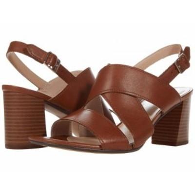 Clarks クラークス レディース 女性用 シューズ 靴 ヒール Jocelynne Bao Tan Leather【送料無料】