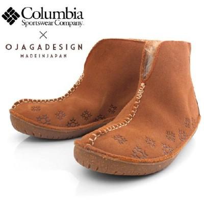 Columbia コロンビア 靴 シューズ YU3514 751-グレアー OJAGA DESIGN コラボレーション ニューベリーミニブーツ レディース columbia