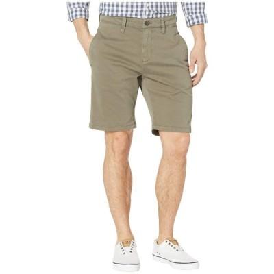 マーヴィ ジーンズ Mavi Jeans メンズ ショートパンツ ボトムス・パンツ Matteo Shorts in Dusty Olive Sateen Twill Dusty Olive Sateen Twill