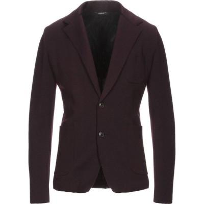 ドルチェ&ガッバーナ DOLCE & GABBANA メンズ スーツ・ジャケット アウター Blazer Deep purple