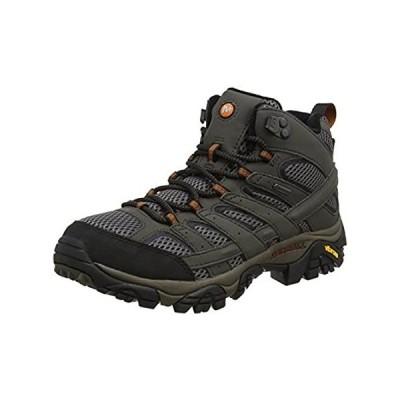 【イチオシ厳選】(9 (EU 43.5), Grey (Beluga)) - Merrell Men Moab 2 Mid GTX High Rise Hiking