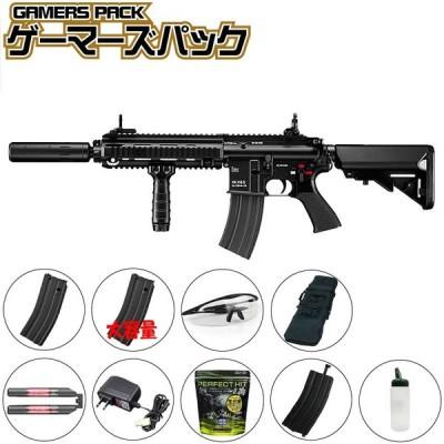 【東京マルイ】次世代 DEVGRUカスタム HK416D ゲーマーズパック