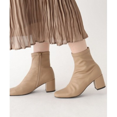 AG by aquagirl / ソフトフェイクレザーストレッチブーツ WOMEN シューズ > ブーツ