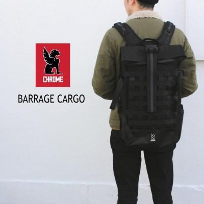 クローム CHROME バッグ バラージ カーゴ BARRAGE CARGO オールブラック BG-163-ALLB-NA-NA