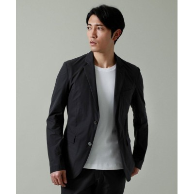 【エポカ ウォモ】 ストレッチジャケット メンズ カーキ3 44 EPOCA UOMO