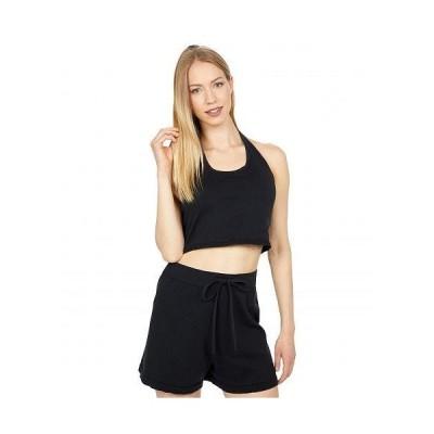Sanctuary サンクチュアリ レディース 女性用 ファッション トップス シャツ Essential Halter - Black