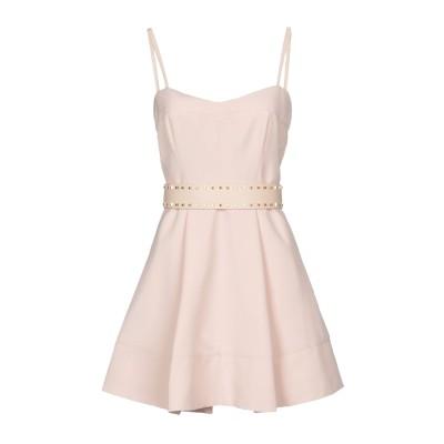 リュー ジョー LIU •JO ミニワンピース&ドレス ライトピンク 46 88% ポリエステル 12% ポリウレタン ミニワンピース&ドレス