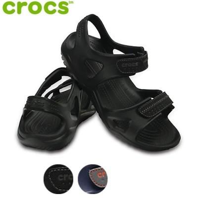 CROCS サンダル Men's Swiftwater River Sandal 203965: 正規品/クロックス/メンズ/レディース/ユニセックス/cat-fs