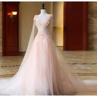 結婚式 パーティードレス ワンピース ファッション レディース 二次会 体型カバー aライン ブライズメイド 同窓会 発表会 女子会