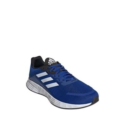 アディダス メンズ スニーカー シューズ Duramo SL Running Sneaker - Wide Width ROYBLU/FTW