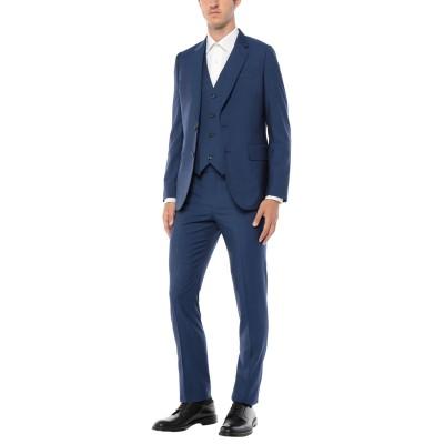 ポール・スミス PAUL SMITH スーツ ブルー 38 ウール 84% / モヘヤ 16% スーツ