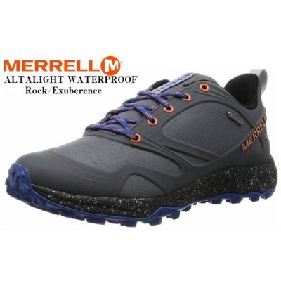 (メレル)MERRELL ALTALIGHT WATERPROOF オルタライトウォータープルーフ メンズ アウトドトレッキングカジュアルブーツ グローブのように柔らかいフ