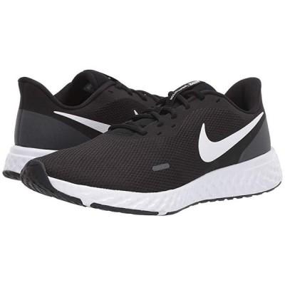 ナイキ Revolution 5 メンズ スニーカー 靴 シューズ Black/White/Anthracite