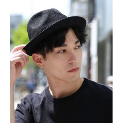 THE SHOP TK / 【抗菌防臭】中折れサーモハット MEN 帽子 > ハット