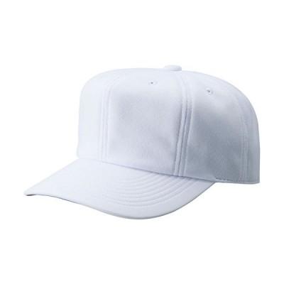 ZETT(ゼット) 野球 帽子 八方 ニット 角型 練習用キャップ BH782