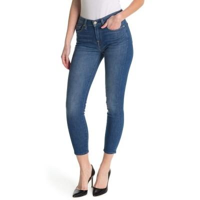 7フォーオールマンカインド レディース デニムパンツ ボトムス Gwenevere Ankle Cut Skinny Jeans BUDAPESTBL