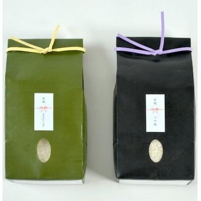 【令和2年度新米】こだわりのお米 つや姫2kg&ササニシキ2kg