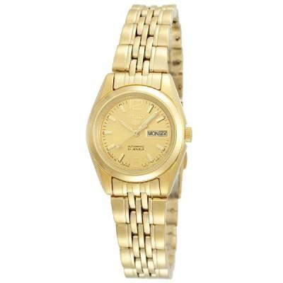 取寄品 SEIKO 腕時計 セイコー SYMA60J1 セイコー5 海外モデル 逆輸入モデル ビジネスウォッチ 自動巻き オートマチック ビジネス レディース腕時計 送料無料