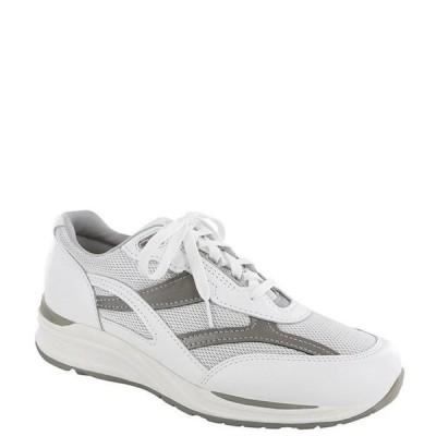 サス メンズ スニーカー シューズ Men's Journey Mesh Lace Up Sneakers