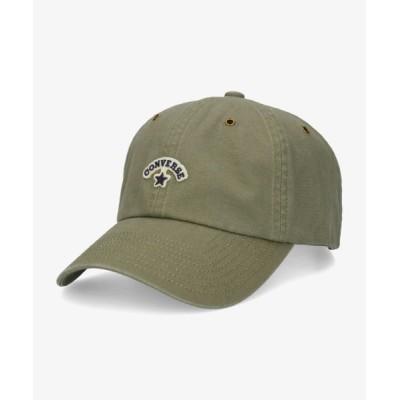 OVERRIDE / 【CONVERSE】C.CANVAS AR CAP / 【コンバース】キャンバス キャップ オーバーライド WOMEN 帽子 > キャップ