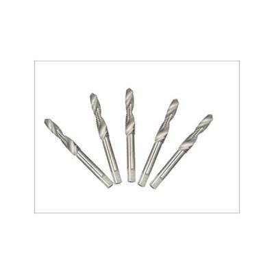特別価格Accusize Industrial Tools 1/4-28Nf H.S.S. Combined Tap and Drill, 2-1/2'' O好評販売中