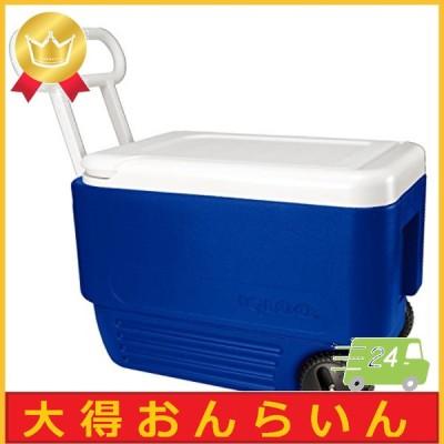 igloo(イグルー) ホイールクーラー 38 クーラーボックス (36L) マジェスティックブルー #45004