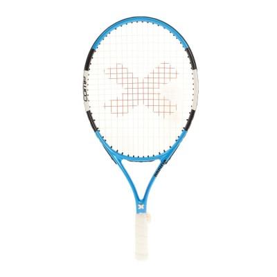 PACIFICテニスジュニア 硬式用ラケット X-COMP 23 PCJ-9252 BLUBLK.ブルー×ブラック