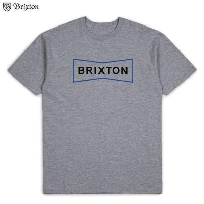 BRIXTON ブリクストン トップス Tシャツ カットソー WEDGE II S/S TEE クルーネックTシャツ 半袖Tシャツ