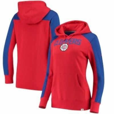 Fanatics Branded ファナティクス ブランド スポーツ用品  Fanatics Branded LA Clippers Womens Red/Royal Iconic Fle