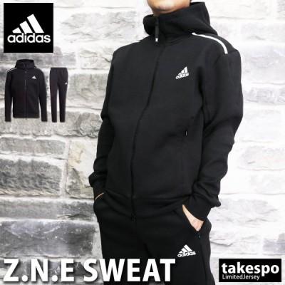 アディダス スウェット メンズ 上下 adidas 吸汗速乾 ドライ パーカー パンツ トレーニングウェア Z.N.E BG770 送料無料 SALE セール