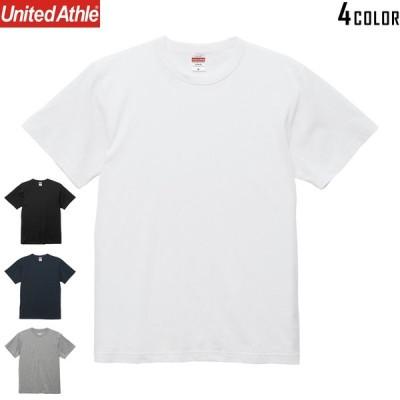 【メーカー取次】 United Athle ユナイテッドアスレ 6.0オンス オープンエンド バインダーネック Tシャツ [4210]【T】