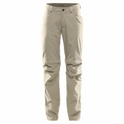 haglofs ホグロフス アウトドア 女性用ウェア ズボン haglofs zip-off-pant